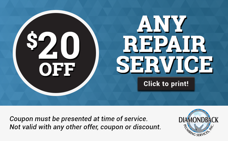 $20 Off Any Repair Service - Call For Details