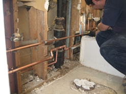 Piping Repair / Repipe