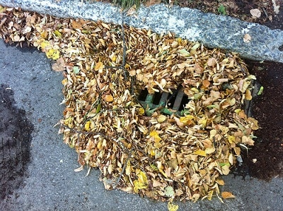 Parking drainage phoenix