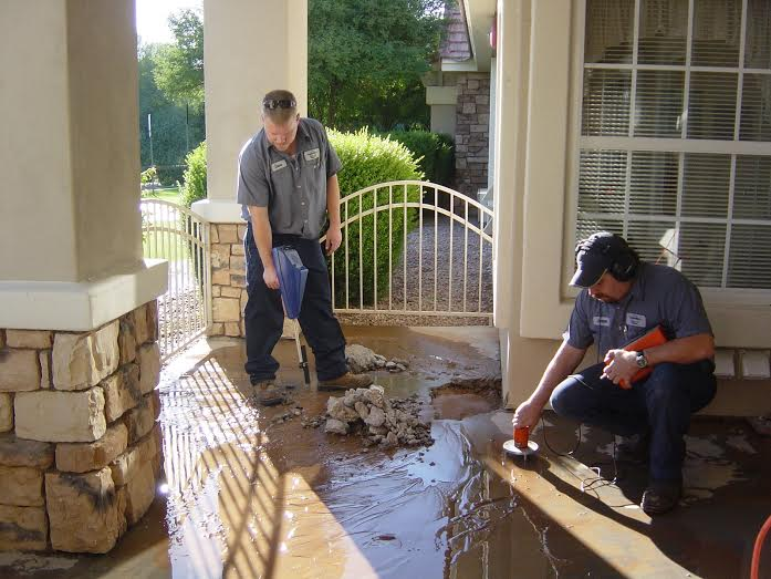 Phoenix slab leak repair services